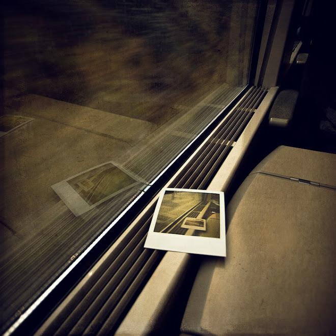 A poesia é suja e pega o trem das cinco.