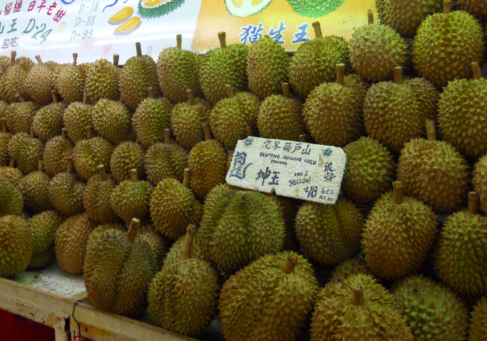 Pinch of cinnamon spicy stories and recipes from around the world must try singapore fruits - Five of the most expensive fruits in the world ...