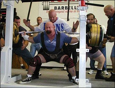Powerlifters