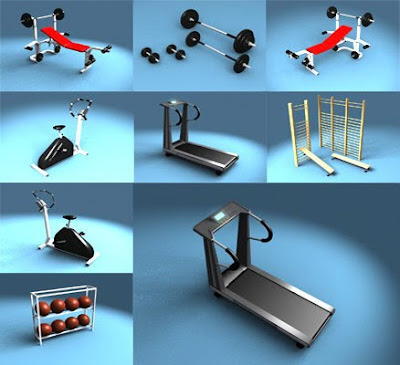 Exercise Machines,Fitness Equipment