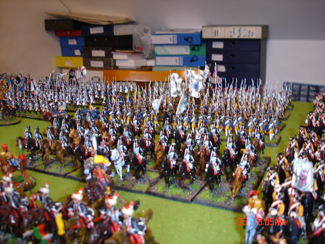 PRUSSIAN SEVEN YEARS WAR TROOPS ON THE MOVE