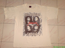 Metallica Original Merchandise 1988