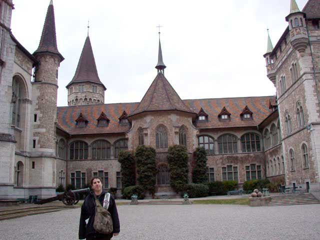 Z rich suiza ciudades del mundo for Oficina de turismo de suiza en madrid