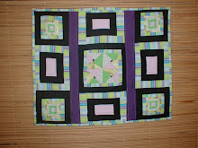 "Quilt ""Lilas"""