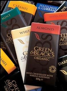 Green & Black Organic Chocolate - Green Gifts