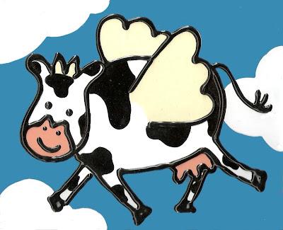 Quisiera ver....[JUEGO] Vaca+volando