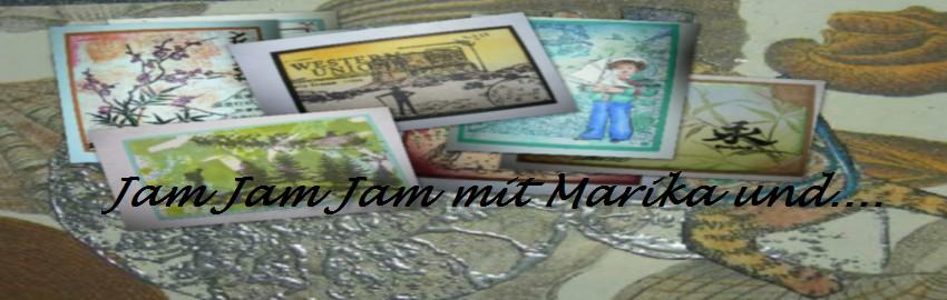 Jam Jam und Moo`s  mit Marika