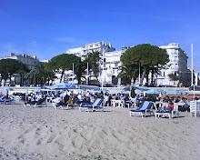 Cannes i oktober