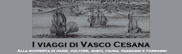 I viaggi di Vasco Cesana