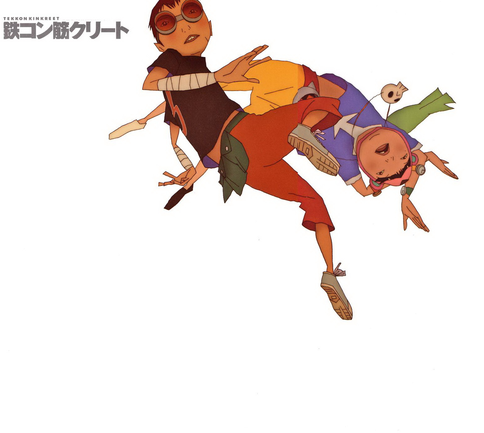 Tekkon kinkurito movie
