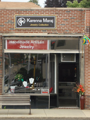 karenna maraj jewelry collection, cushing square, belmont