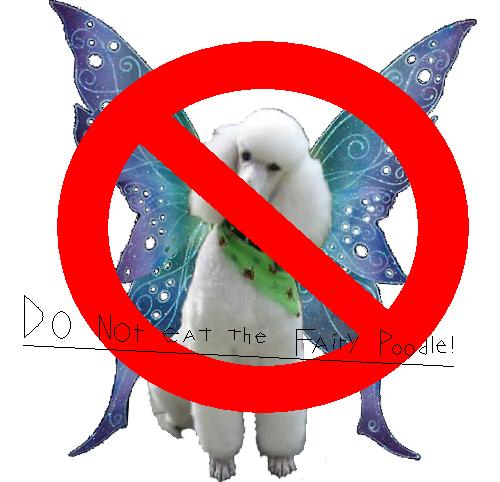 Do Not Eat the Fairy Poodle!