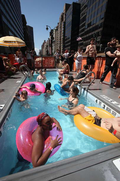 Fundudes Swimming Pools In Manhattan New York
