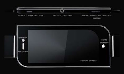 IPhone Next Generation Projected Teknologi Canggih Masa Depan