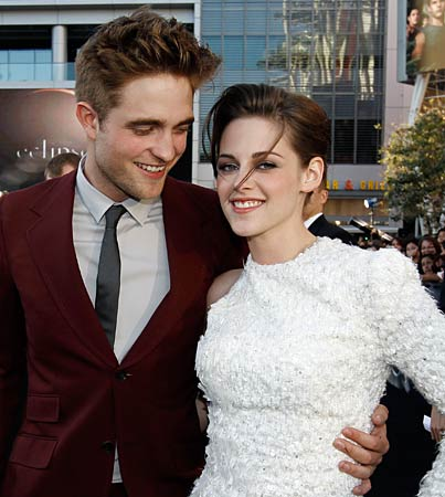 Kristen Stewart Salary on Twilight  Salaries