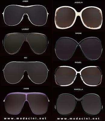 Tom Ford Yeni Sezon Bayan Güneş Gözlükleri