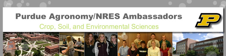 Purdue Agronomy Ambassadors