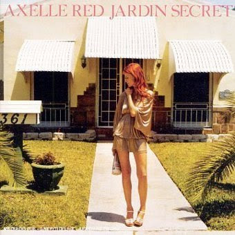 Cd jaquette axelle red jardin secret for Jardin secret piano