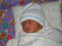 tu dia..adam newborn..