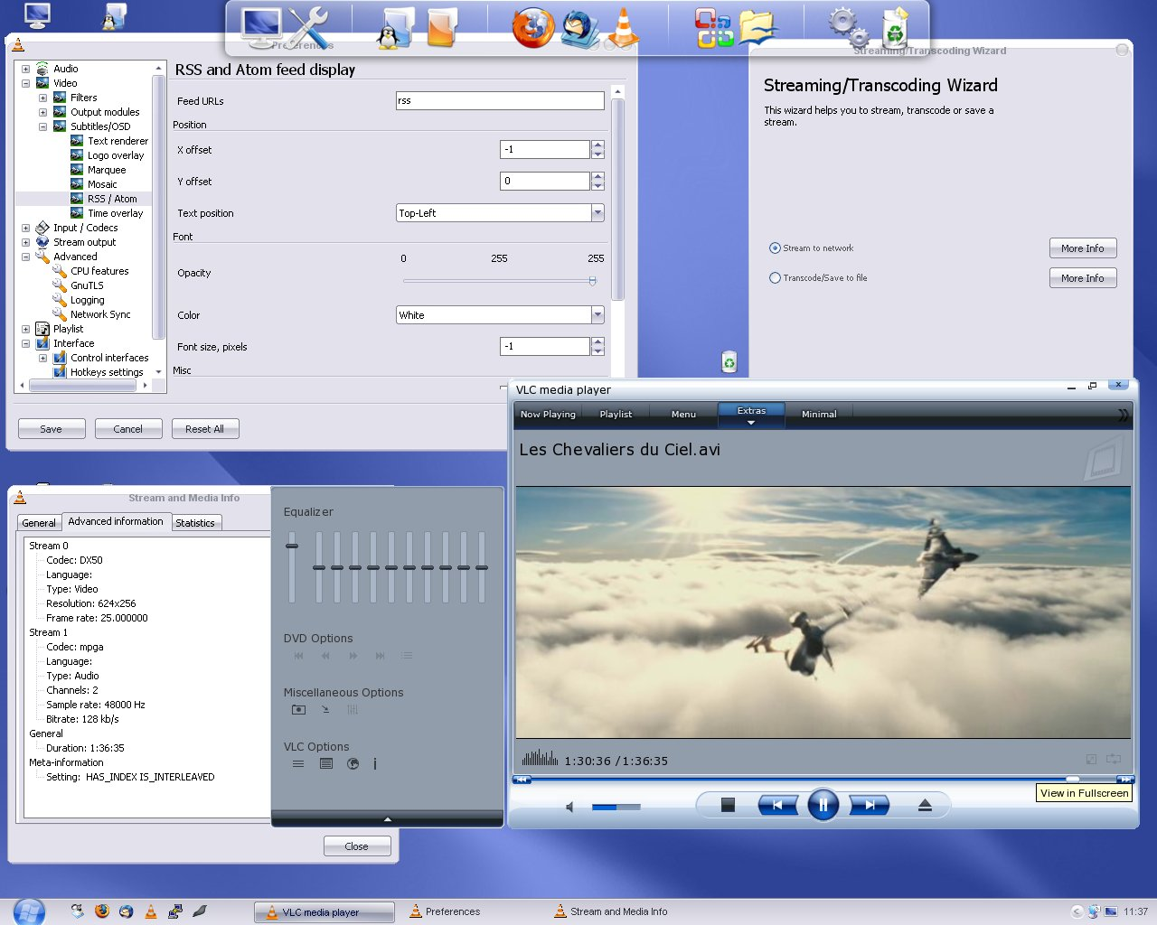 Use VLC As A Transcoder  Vlc Resume Playback