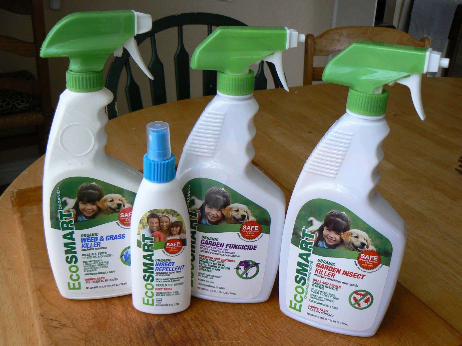 Mih Product Reviews Giveaways Ecosmart Safe Plant And Garden Care Review