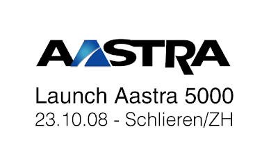 Launch Aastra 5000 – neue Referenz