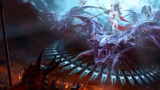 Angels Vs Demons Amazing 3D Art God Vs Devil Epic HD Wallpaper