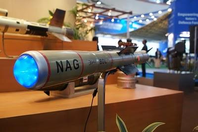 Nag Missiles