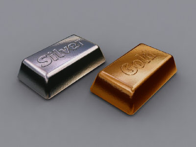 Trading gold and silver along with forex