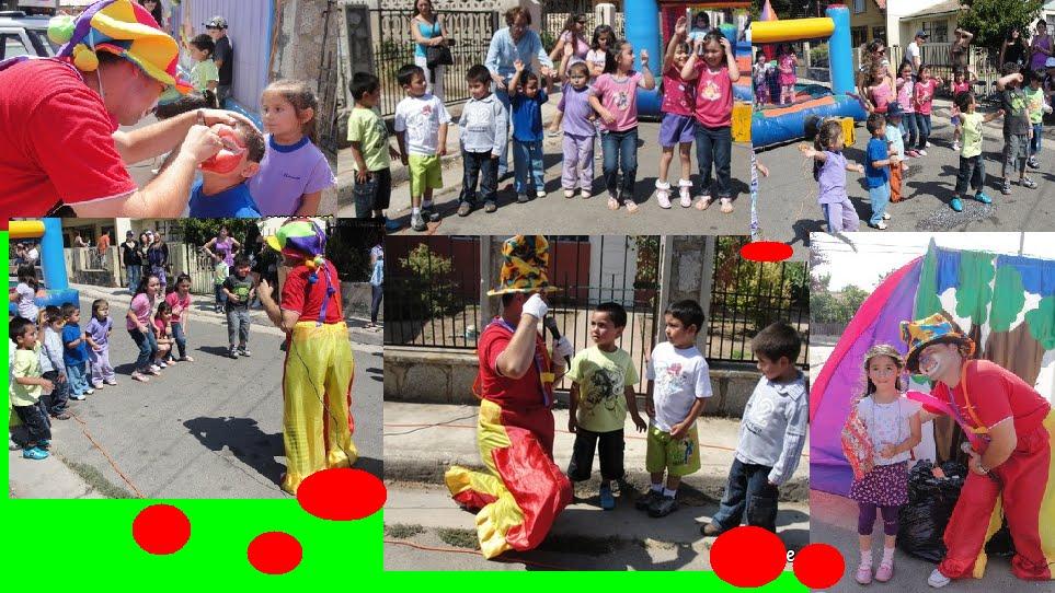 Gran fiesta del jardin gemelitas a sus lindos ni os for Jardin infantil nubesol villa alemana