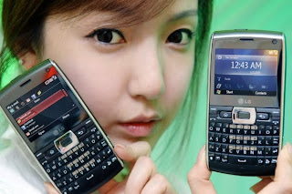LG to launch its smartphone