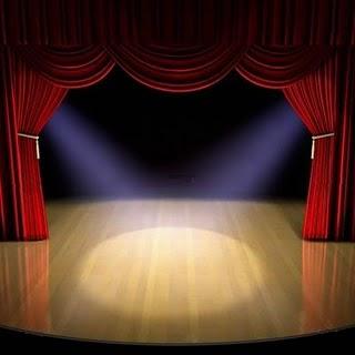 Safado poeta palco da vida for Decor de theatre