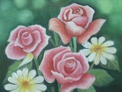 tiga mawar