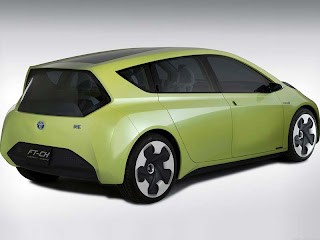 2010 Toyota FT-CH Concept Car