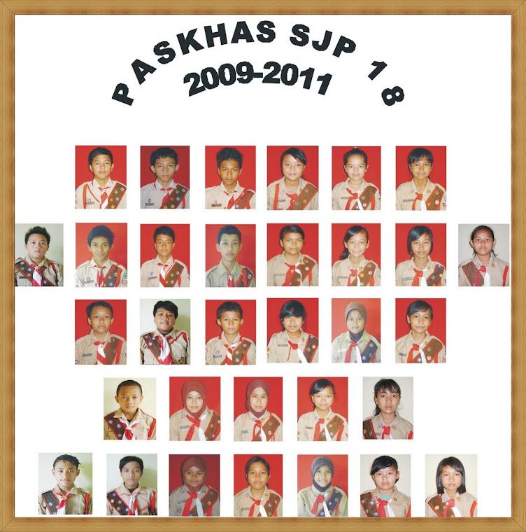 Laskar SJP 18 2009-2011