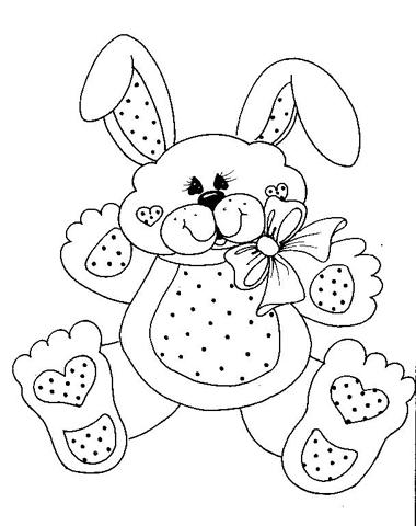 Patrones para pintar en tela diciembre 2010 - Dibujos para pintar en tela infantiles ...