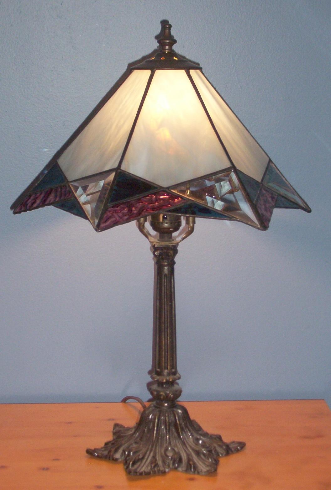 Vitrales ideas para hacer l mparas con vitrales - Ideas para hacer lamparas ...