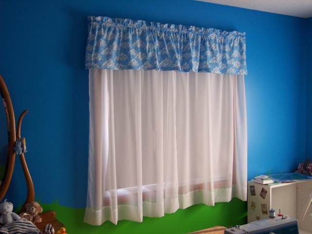 Ideas para preparar la cuna ideas para hacer cortinas - Ideas para hacer cortinas dormitorio ...