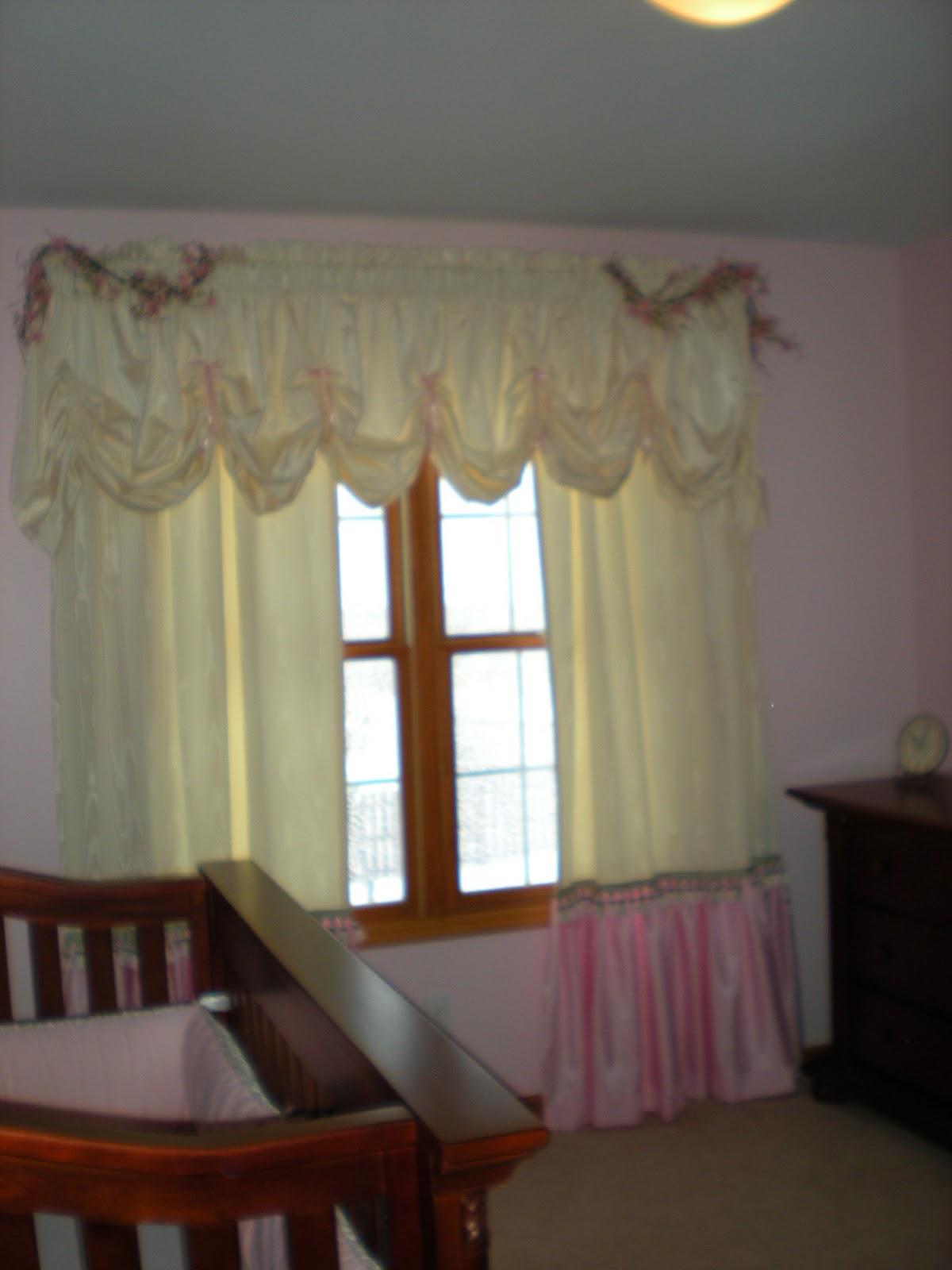 Ideas para preparar la cuna ideas para hacer cortinas - Ideas para hacer cortinas ...