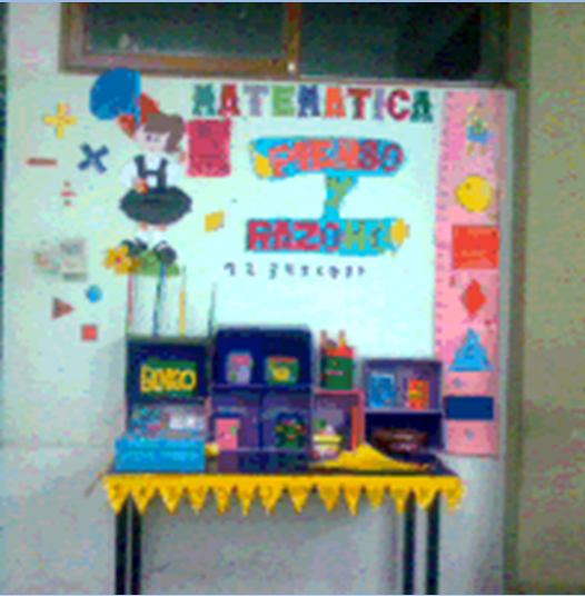 materiales fuente de aprendizaje: Ambientacion de Aula