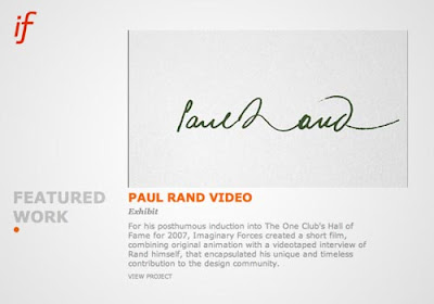 Muhsashum Cool Paul Rand Tribute Video