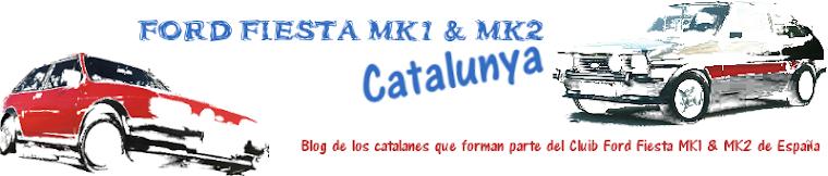 Ford Fiesta MK1 & MK2 Catalunya!