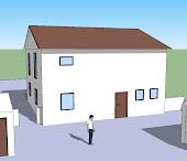 Unser geplantes Haus