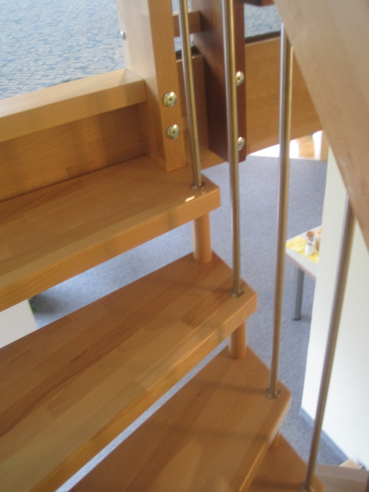 das noriplana bautagebuch bemusterung treppe 1 bauer treppen cadolzburg. Black Bedroom Furniture Sets. Home Design Ideas