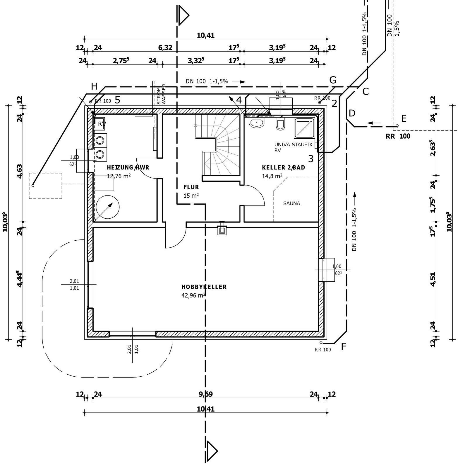 Das Noriplana Bautagebuch: August 2010