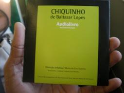 """Audiolivro """"Chiquinho"""""""