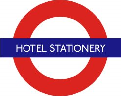 Hotel Stationery ホテルのレターセットを紹介します。