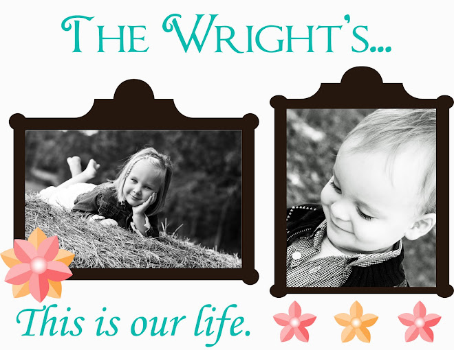The Wright's...This Is Our Life.