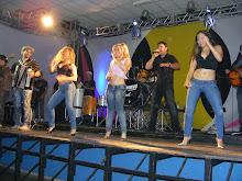 As dançarinas do Alma Gaudéria