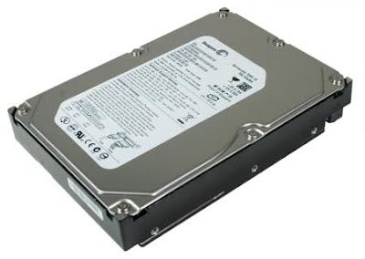 hardisk seagate 320gb, hard disk, gambar hard drive